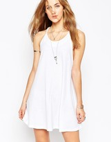Asos Braid Strap Sundress