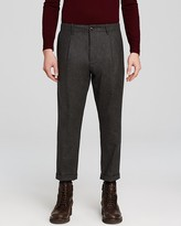 Moncler Slim Fit Cuffed Trousers
