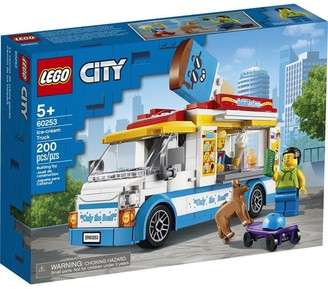 Lego City Great Vehicles Ice-Cream Truck - 60253