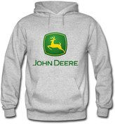 John Deere Printed For Boys Girls Hoodies Sweatshirts Pullover Tops