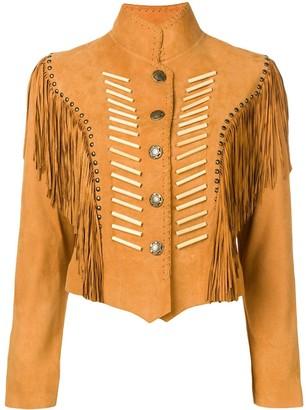 Jessie Western fringed jacket
