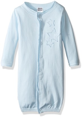 Kushies Baby L15670309 Soft Pointelle Convertible Gown