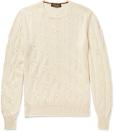 Loro Piana - Jubilee Cable-knit Baby Cashmere Sweater