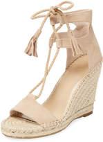 Joie Women's Delilah Leather Wedge Sandal