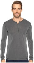 Kenneth Cole Reaction Ribbed Henley