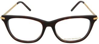 Boucheron Round-Frame Optical Glasses