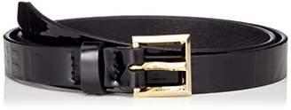 Liebeskind Berlin Women's Belt07f9 Venus Belt, (Black 9999), 42 (Size: 95)
