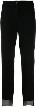 FEDERICA TOSI Asymmetric Straight Trousers