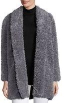 Joie Kavasia Faux Fur Coat