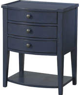 Trisha Yearwood Home Collection Elijah 3 Drawer Accent Chest