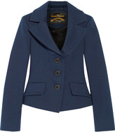 Vivienne Westwood Petite Noble stretch-cotton blazer