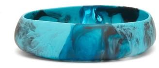 Dinosaur Designs Rock Marbled-resin Bowl - Blue