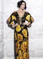 Baccio Couture - Ross Silk Long Dress
