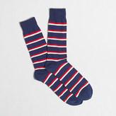 J.Crew Factory Two-tone striped socks
