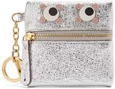 Anya Hindmarch Eyes crinkled-leather coin purse