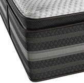 Simmons Black Katarina Pillow Top Luxury Firm - Mattress Only