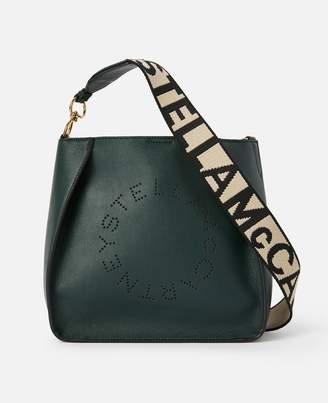 Stella McCartney Stella Logo Shoulder Bag, Women's