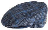 Borsalino Wool Flat Cap 16 0436s D002 512a