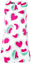 Love Moschino watermelon print dress