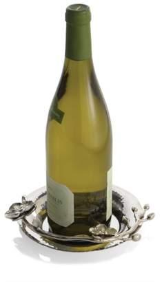 Michael Aram White Orchid Wine Coaster