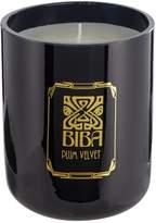 Biba Plum velvet scented candle