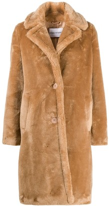 Stand Studio Faux Fur Coat