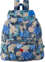 Oilily Blueberry Folding Classic Backpack