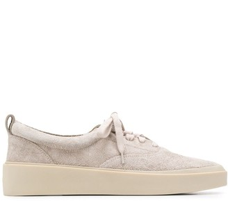 Fear Of God Low Lace-Up Sneakers