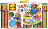 Alex Yarn Craft Kit In Carry Basket