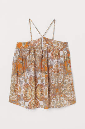 H&M Lyocell-blend Camisole Top