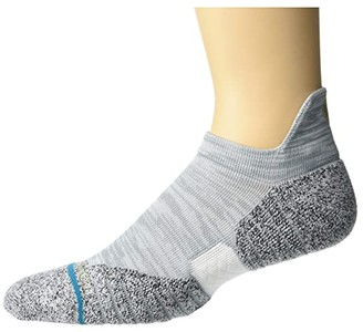 Stance Uncommon Golf Tab 2 (Grey Heather) Crew Cut Socks Shoes