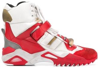 Maison Margiela Retro Fit high-top sneakers