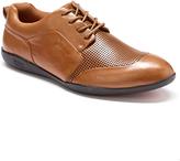 Jambu Chestnut Munich Leather Oxford - Men