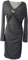 Gucci Grey Synthetic Dress