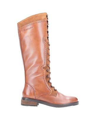 Hush Puppies Rudy Lace Up Long Boot