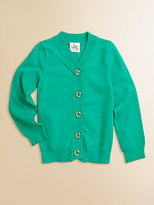 Milly Minis Girl's Knit Cardigan