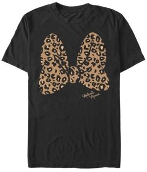 Fifth Sun Men's Animal Print Bow Short Sleeve T-Shirt