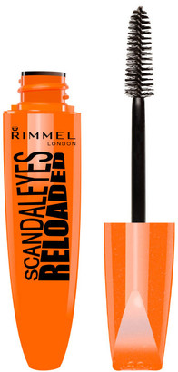Rimmel Scandaleyes Reloaded Mascara 14Ml Black