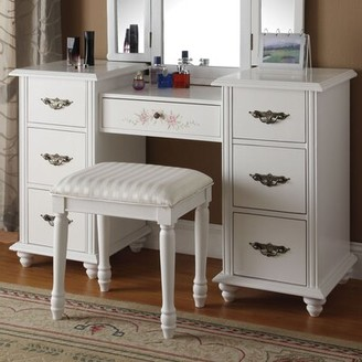 Torian Vanity Set A&J Homes Studio
