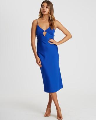 Chancery Seema Cut-Out Dress