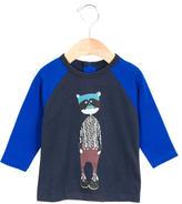 Little Marc Jacobs Boys' Long Sleeve Printed Shirt w/ Tags