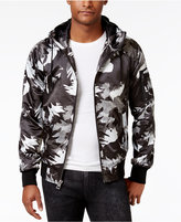 GUESS Men's Alpine Floral Camo Jacket