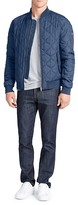 William Rast Bedford Quilted Bomber Jacket