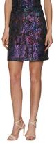 Cynthia Rowley Jacquard A-line Skirt