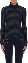 Rag & Bone Women's Keaton Turtleneck Sweater-NAVY