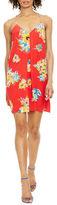 Polo Ralph Lauren Floral Silk Racerback Dress