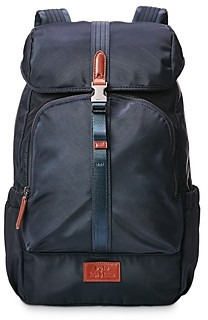 Polo Ralph Lauren Leather Trim Backpack