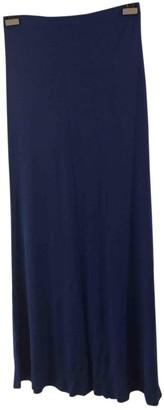 P.A.R.O.S.H. Blue Skirt for Women