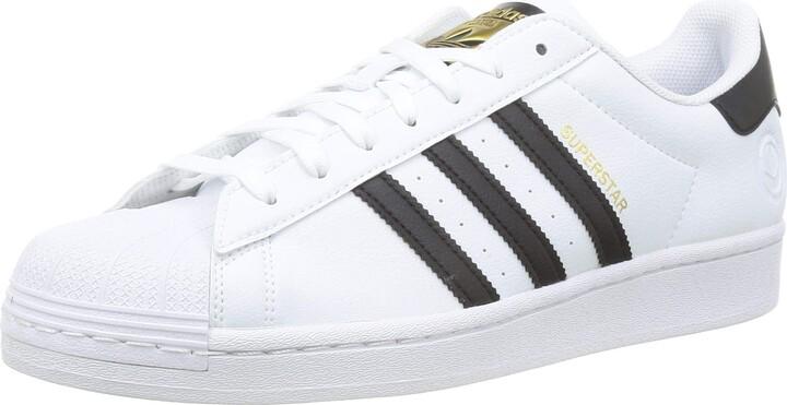 Mens Adidas Superstar Trainers   Shop