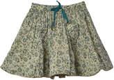 Velveteen Anais Printed Skirt